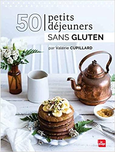 Livre - 50 petit-déjeuner sans gluten