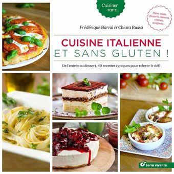 Cuisine italienne sans gluten