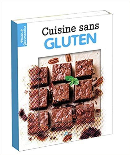 Livre - Cuisiner sans gluten - Artemis Eds