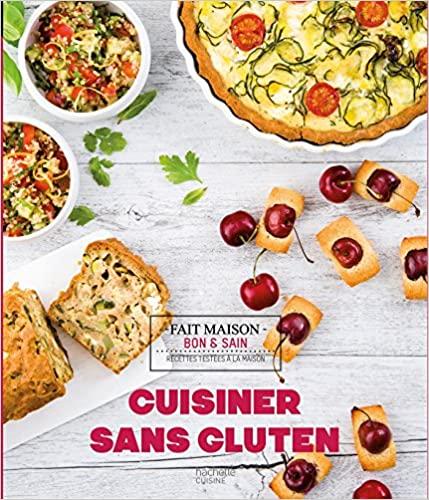 Livre - Cuisiner sans gluten - Clémentine Miserolle - First