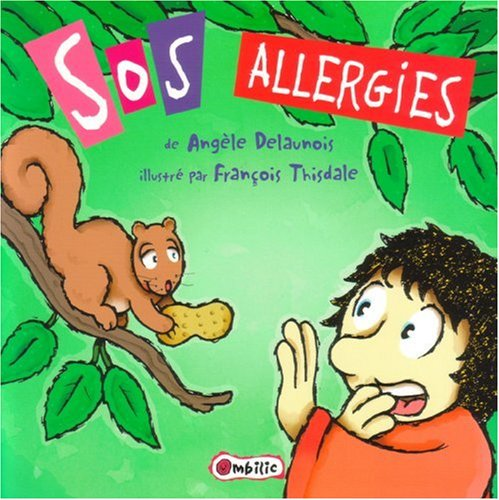 Livre enfant - SOS Allergies