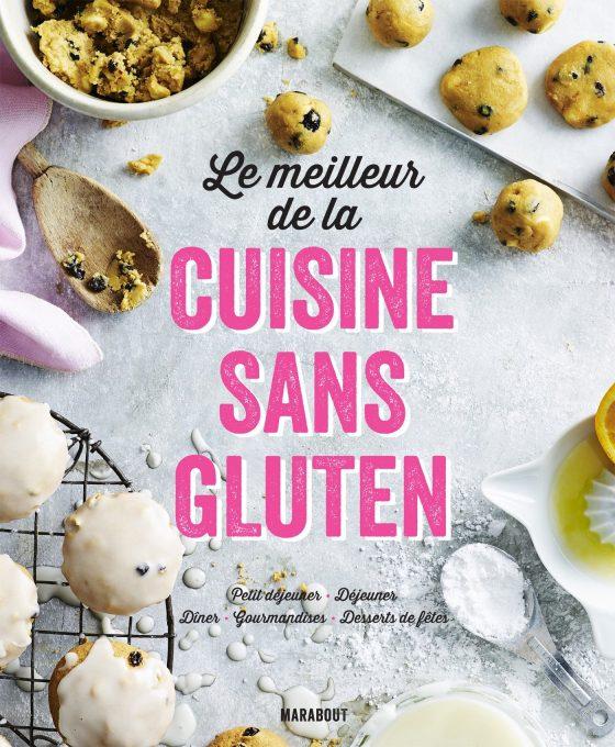Livre - Le meilleur de la cuisine sans gluten
