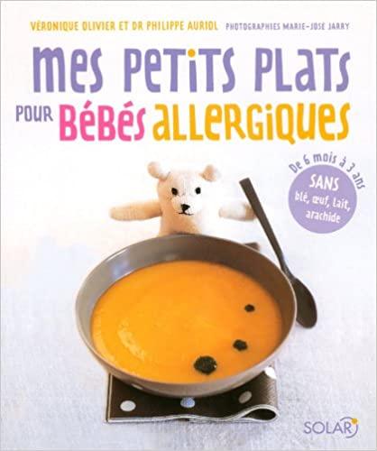 Petits plats pour bébés allergiques