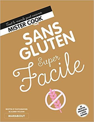 Livre - Sans gluten super facile
