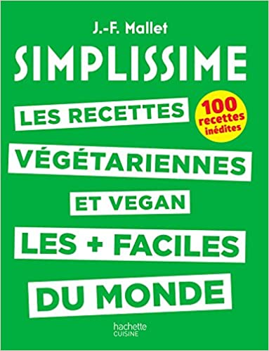 Simplissime : Recettes vegan faciles