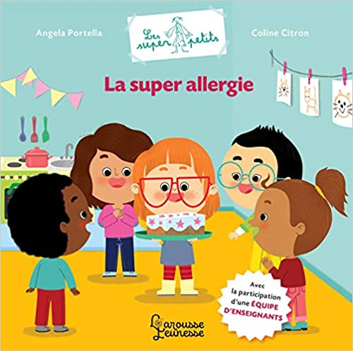 Livre - La Super Allergie - Larousse Jeunesse