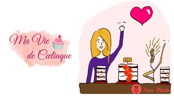 Ma Vie de Coeliaque, le blog sans gluten de Mathilde