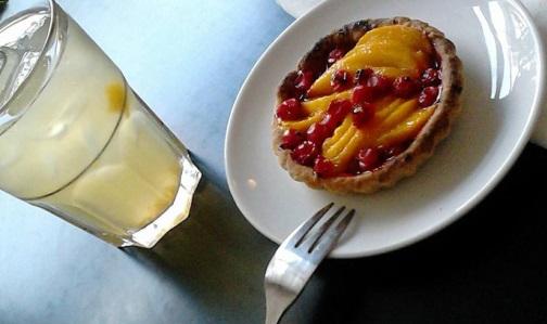 Manger sans gluten en Alsace - Salon de thé Fou d'café sans gluten lait oeuf
