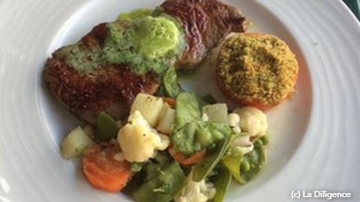 Manger sans gluten en Alsace - Restaurant La Diligence