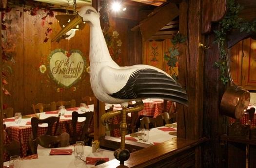 Manger sans gluten en Alsace - Restaurant le baeckoffe