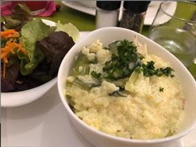 Manger sans gluten en Alsace - Restaurant soupe à mémé