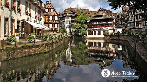 Manger sans gluten en Alsace - Strasbourg