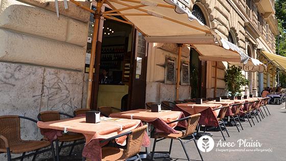 Où manger sans gluten en terrasse à Paris ?