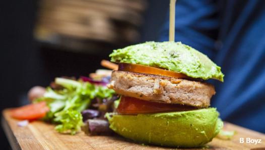 Où manger les meilleurs burgers sans gluten ? B Boyz