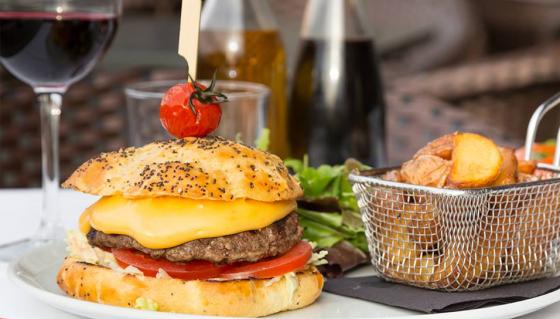 Où manger les meilleurs burgers sans gluten ? Gigi Tavola