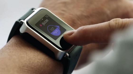 Une montre glucomètre connectée (primée au CES 2017) au service des diabétiques