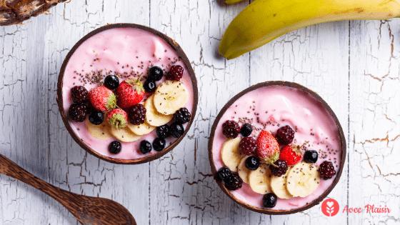 Des glaces sans lait et sans allergènes : nos recettes de Nice Cream