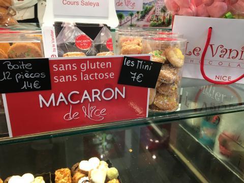 Nice sans gluten, nos bonnes adresses - Le Vanillier pâtisserie