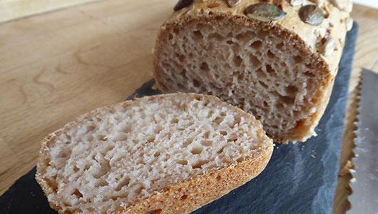 Où acheter du bon pain sans gluten sans lactose sans allergènes ? Pâtisserie Autrement à Rouen