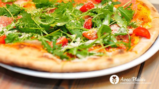Où manger les meilleures pizzas sans gluten ?