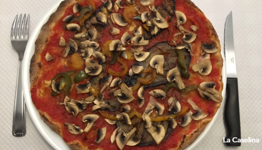 Où manger les meilleures pizzas sans gluten ? Chez La Caselina à Lyon