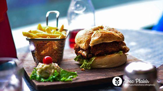 Où manger les meilleurs burgers sans gluten ?
