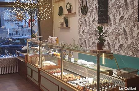 Où manger sans gluten à Lyon ? Le Colibri Concept Store vegan