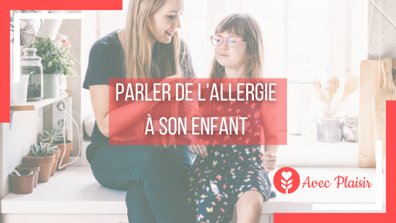 Comment expliquer l'allergie à son enfant ? - Banner Une
