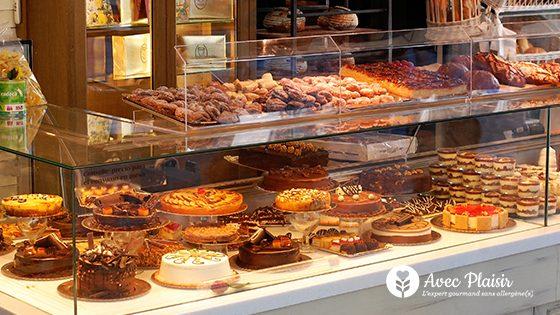 Nos meilleures adresses de pâtisseries sans allergènes, sans gluten