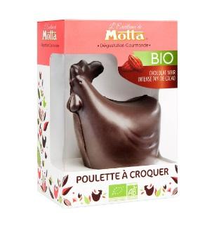 Chocolats de Pâques sans allergènes notre sélection - Poule motta sans gluten