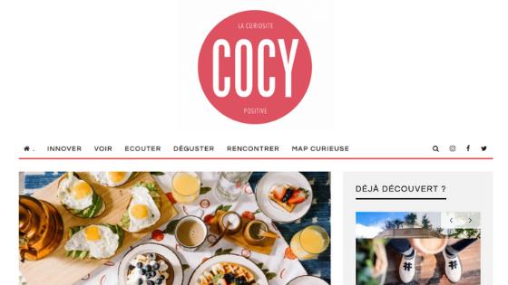 Revue de Presse : Avec Plaisir sans allergènes sur Cocy.fr la curiosité positive