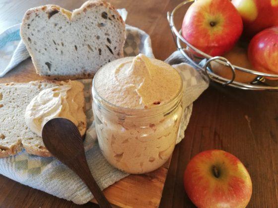Recette du beurre de pomme de la pâtisserie KléZia - vue confiture