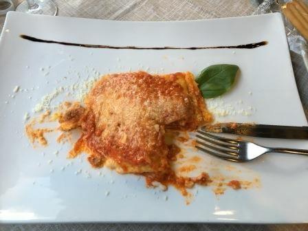 Sardaigne, le paradis italien des sans gluten - pizzéria il portico