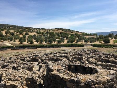 Sardaigne, le paradis italien des sans gluten - Su Nuraxi