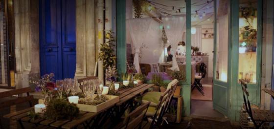 Où manger sans gluten en terrasse à Paris ? La Guinguette d'Angèle