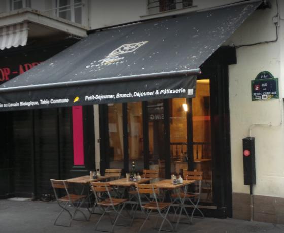 Où manger sans gluten en terrasse à Paris ? Le Pain Quotidien