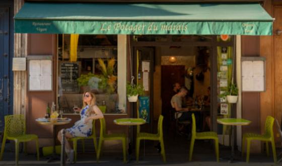 Où manger sans gluten en terrasse à Paris ? Le Potager du Marais