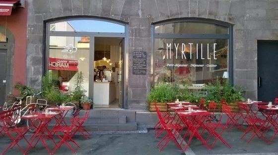Nos adresses pour manger sans gluten en terrasse partout en France - Café Myrtille