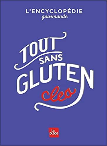 Livre - Tout sans gluten - Cléa - 2020