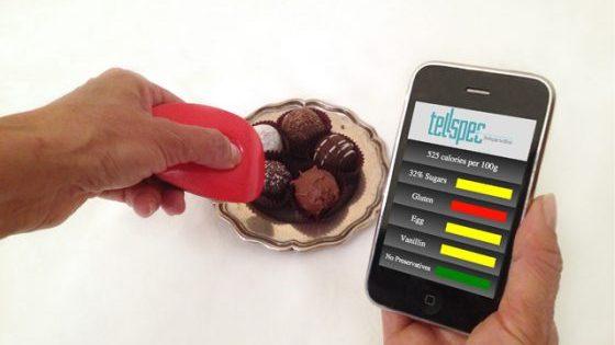 Une innovation pour faciliter la vie des allergiques et intolérants : TellSpec